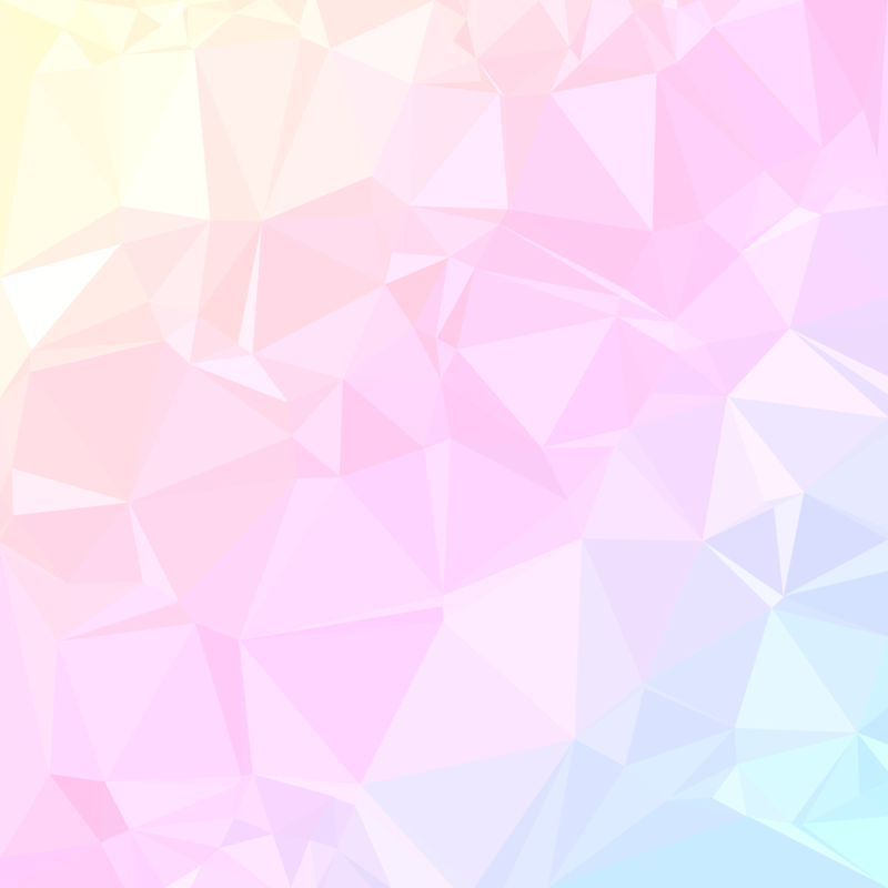 Pastel Ombre Low Poly Background