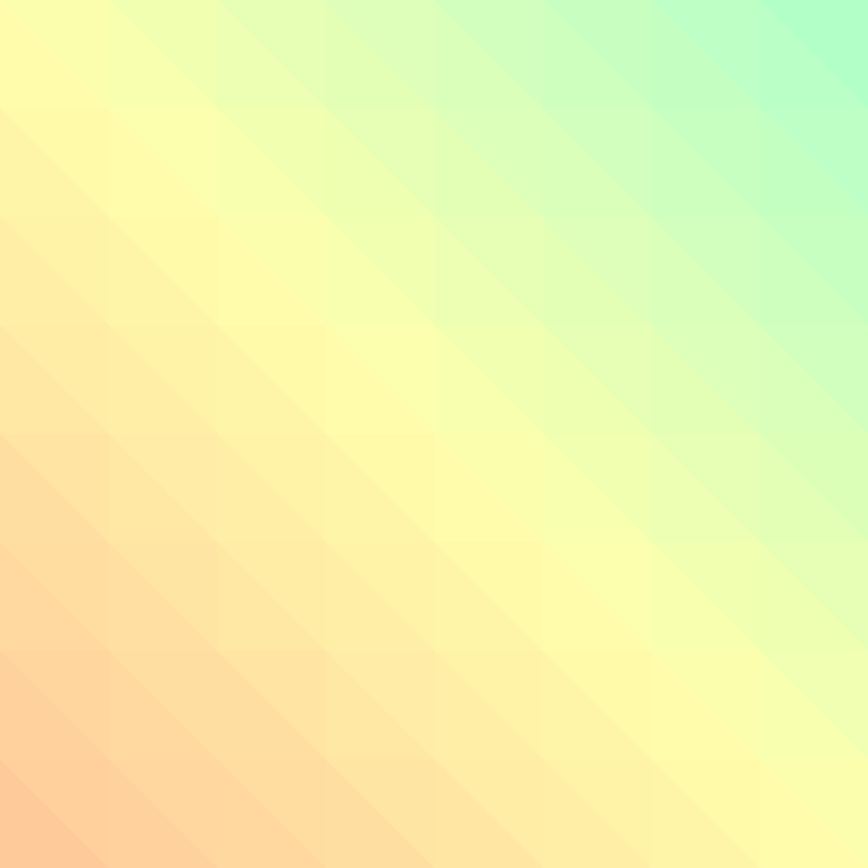 Green Yellow Orange Low Poly Gradient Background